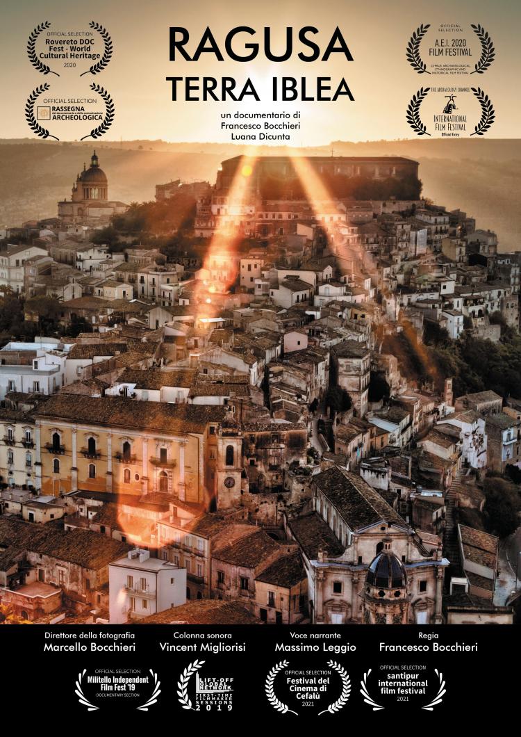 Ragusa Terra Iblea - Docufilm