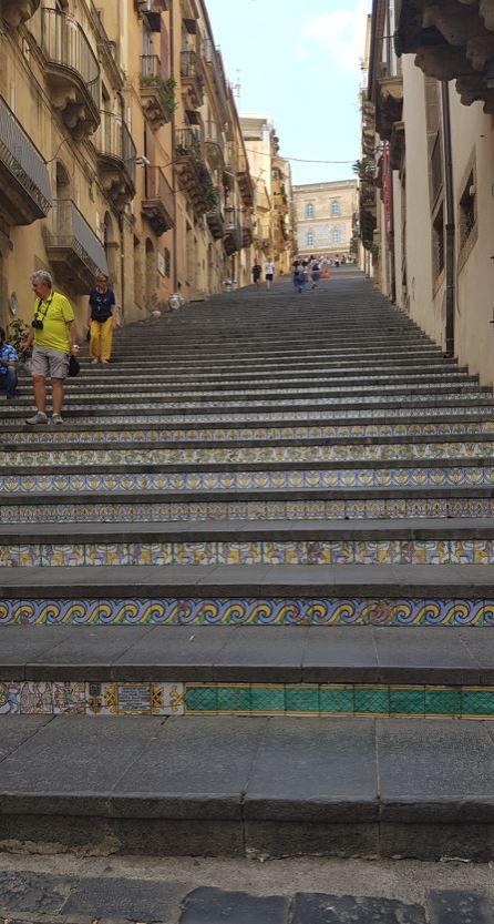 Tra ceramiche e mosaici